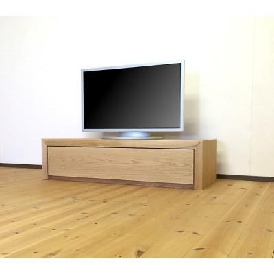tv58 天然木オーク材のテレビ台120cm