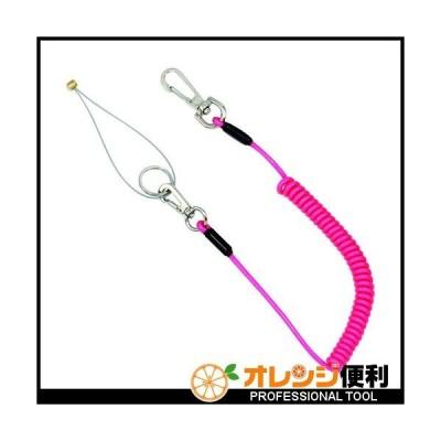 TJMデザイン タジマ 安全ロープ 蛍光レッド AZ-ROPR 【308-6186】
