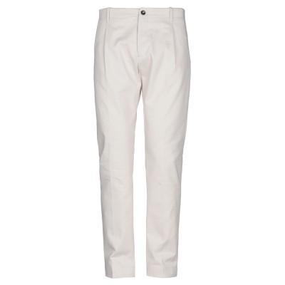 NINE:INTHE:MORNING パンツ アイボリー 46 コットン 99% / ポリウレタン 1% パンツ