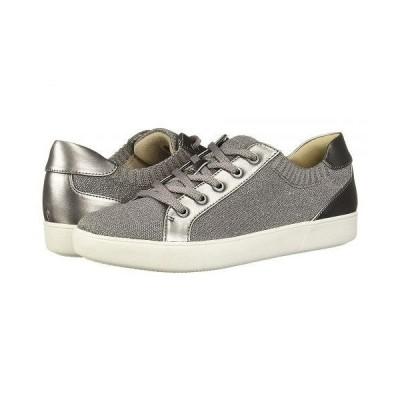 Naturalizer ナチュラライザー レディース 女性用 シューズ 靴 スニーカー 運動靴 Morrison - Grey Fog Flyknit Fabric/Smooth