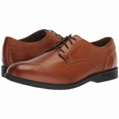 ハッシュパピー 革靴・ビジネスシューズ Shepsky PT Oxford Dark Tan Leather