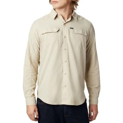 コロンビア シャツ トップス メンズ Columbia Men's Silver Ridge 2.0 Long Sleeve Shirt (Regular and Big & Tall) Fossil