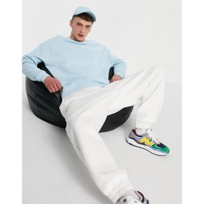 oversized sweatshirt with tipping 2029894