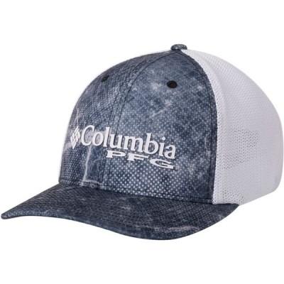 コロンビア 帽子 アクセサリー メンズ Columbia Men's Camo Mesh Hat BlackRealtreeMako