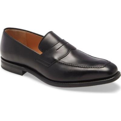 チャーチ CHURCH'S メンズ ローファー シューズ・靴 Corley Penny Loafer Black