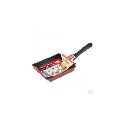 パール金属 超軽いダイヤモンドコート 玉子焼L HB 2691