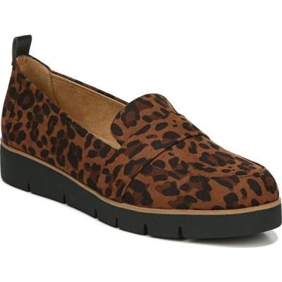 ドクター ショール Dr. Scholl's レディース スリッポン・フラット シューズ・靴 webster slip-ons Brown/Black