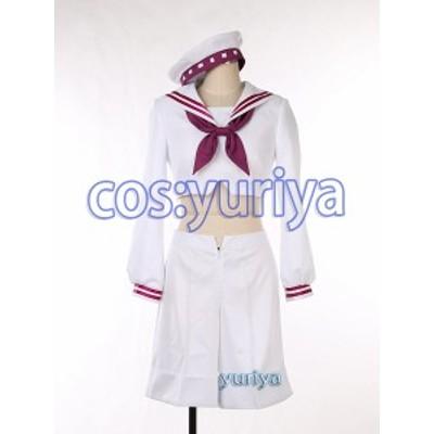 FGO 概念礼装 白い服の水兵さん メデューサ コスプレ衣装