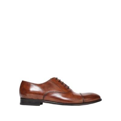 ウィンザー WINSOR メンズ シューズ・靴 laced shoes Brown