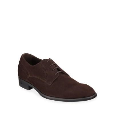 エルメネジルド・ゼニア メンズ スリッポン・ローファー シューズ Men's New Flex Derby Shoes