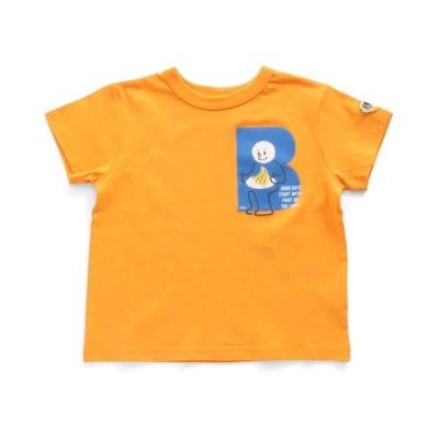 tシャツ Tシャツ /Fruit of the loom(フルーツオブザルーム)×アーティスト BロゴT