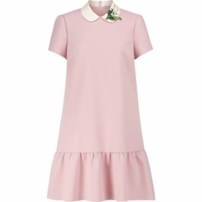 REDV レディース ワンピース ワンピース・ドレス alentino stretch-crepe minidress Rose