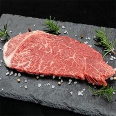 熊野牛 赤身ステーキ 200g×3枚 (粉山椒付)