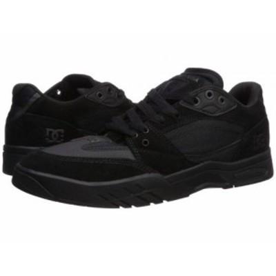 DC ディーシー メンズ 男性用 シューズ 靴 スニーカー 運動靴 Maswell Black【送料無料】