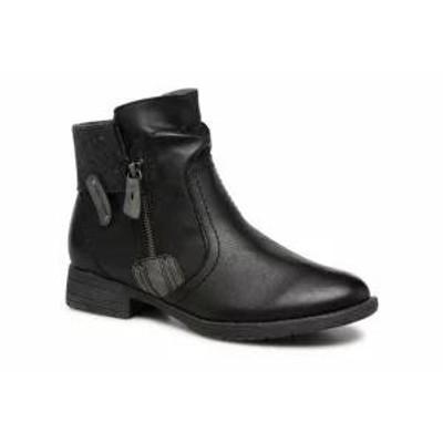 Jana shoes レディースシューズ Jana shoes Ankle boots LORETTA Black
