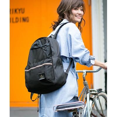 <LANVIN en Bleu(Bag&SLG)/ランバンオンブルー> LANVIN en Bleu トロカデロ リュックサック クロ【三越伊勢丹/公式】