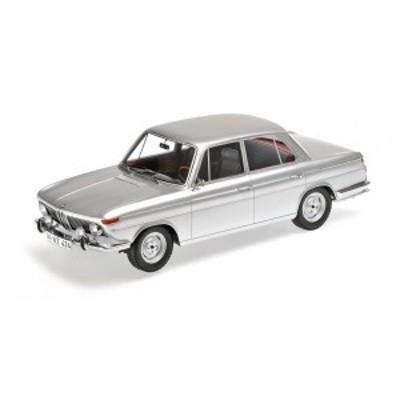 Minichamps ミニチャンプス 1:18 1965年モデル BMW 1800 Ti