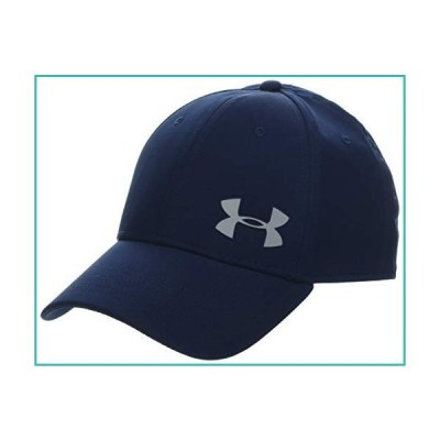 Under Armour Men's Golf Headline Cap 3.0 , Academy Blue (408)/Mod Gray , Medium/Large【並行輸入品】