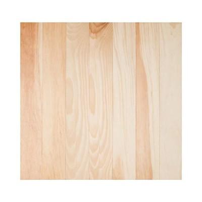 P. Graham Dunn 正方形 天然木仕上げ 24.5 x 24 パインウッド クラフト パレット ペインティング プラーク 24.5 x 24