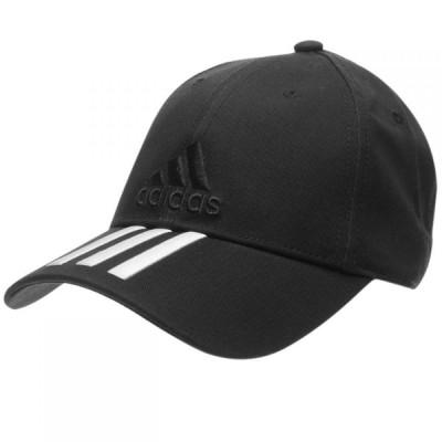アディダス adidas メンズ キャップ 帽子 Performance 3S Cap Black/White