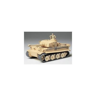 タミヤ 1/ 35 ドイツ重戦車 タイガーI 極初期生産型 (アフリカ仕様)(35227)プラモデル 返品種別B