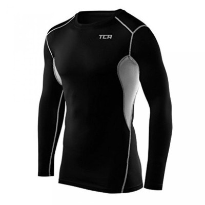 キッズ用サッカーグッズ スポーツ遊具  Men's Boys TCA HyperFusion Thermal Compression Base Layer Long Sleeve Top 正規輸入品
