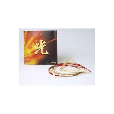 弓道具 弦 光弦 2本入り 山武弓具店 【C-001】 (並寸, 3号)