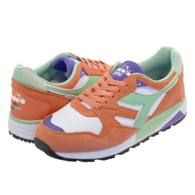 DIADORA N9002 ディアドラ N9002 FRESH SALMON/WHITE 173073-c8002
