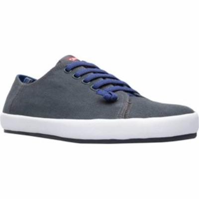 カンペール Camper メンズ スニーカー シューズ・靴 Peu Rambla Sneaker Charcoal Natural Cotton