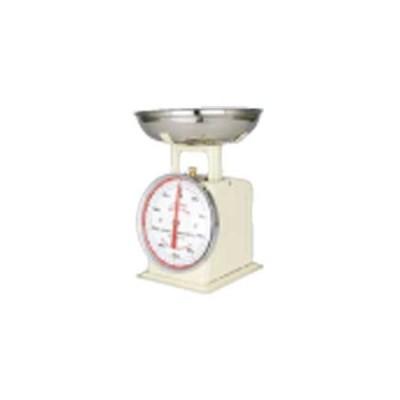 アメリカンキッチンスケール100-061 1kg アイボリー