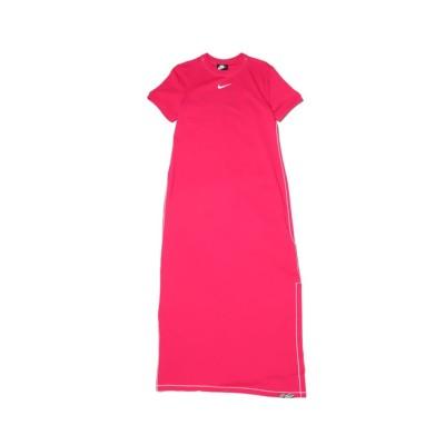 【アトモス】 ナイキ ウィメンズ NSW ハイブリッド アイコン クラッシュ ドレス レディース ピンク S atmos