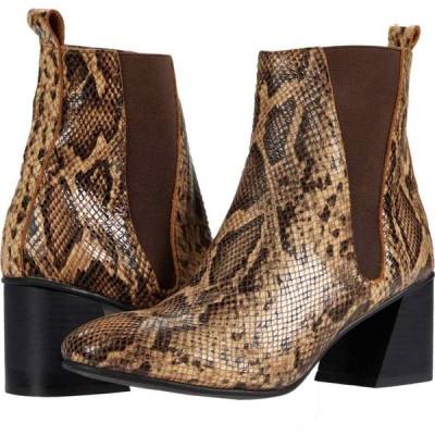 ブエノ Bueno レディース ブーツ シューズ・靴 Oxide Brown Snake