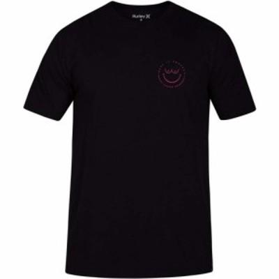 ハーレー Hurley メンズ Tシャツ トップス julian squeezy t-shirt Black