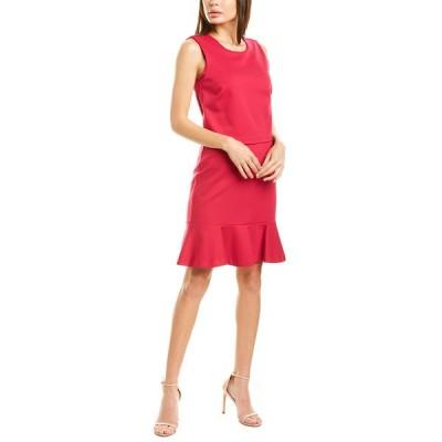 ニコルミラー ワンピース トップス レディース Nicole Miller Mini Dress fuchsia