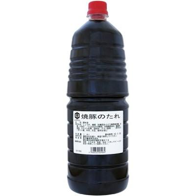 泉万醸造 焼豚のたれ 1.8L