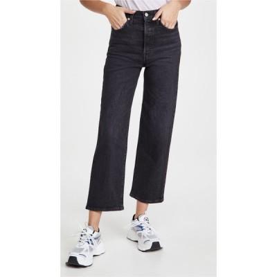リーバイス Levi's レディース ジーンズ・デニム ボトムス・パンツ Ribcage Straight Ankle Jeans Feelin Cagey