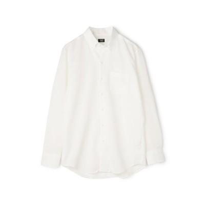 【メンズビギ】 《DOTAIR》ボタンダウンシャツ メンズ ピンク M Men's Bigi