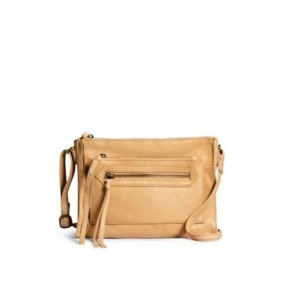 デイアンドムード レディース ショルダーバッグ バッグ Anni Leather Crossbody Bag CUBAN SAND