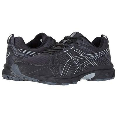 アシックス GEL-Venture 7 メンズ スニーカー 靴 シューズ Black/Sheet Rock