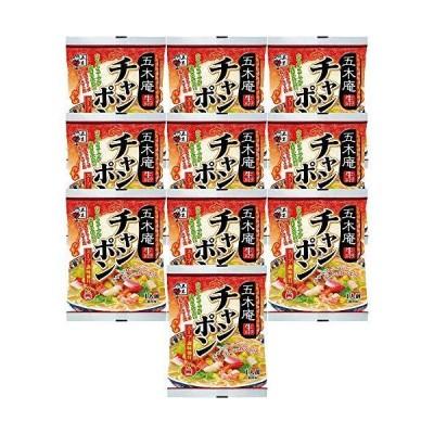 五木庵チャンポン 170g×10個