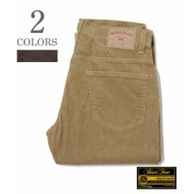 ベアフット コーデュロイパンツ BEAR FOOT 5POCKET CORDUROY PANTS BF-0369