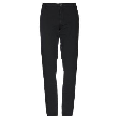 アリーニ AGLINI パンツ ブラック 34 コットン 93% / ポリウレタン 7% パンツ