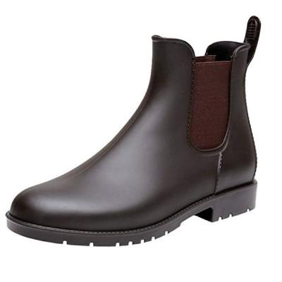 [Bravell] レインシューズ 晴雨兼用 レディース レインブーツ ショートメンズ 雨靴 カジュアルシューズ ファッション 日常着 滑り止め 防水 履きやすい 通勤 通