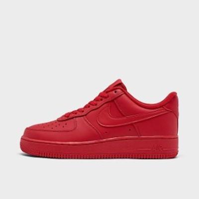 ナイキ メンズ エア フォース1 Nike Air Force 1 LV8 スニーカー University Red/University Red/Black