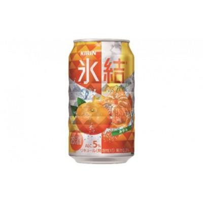 [No.5565-0391]キリン 氷結 みかん 350ml 1ケース(24本)