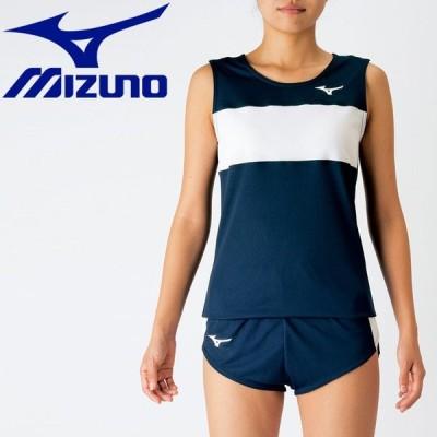 【メール便送料無料】 ミズノ レーシングシャツ レディース U2MA725014
