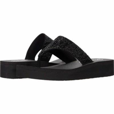 スケッチャーズ SKECHERS レディース シューズ・靴 Vinyasa - Stone Candy Black/Black