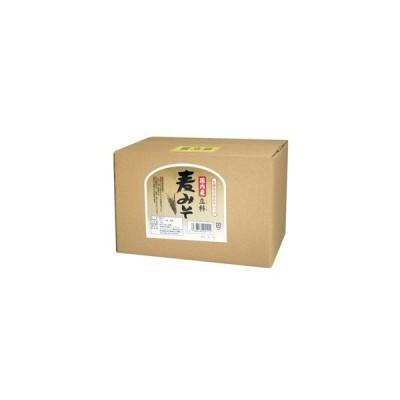 オーサワの国産立科麦みそ(箱入り) 3.6kg ow jn