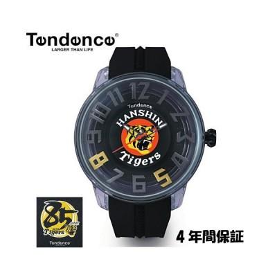 テンデンス] TENDENCE Tendence × 阪神タイガース コラボウォッチ TY023013  300本限定 【正規品】