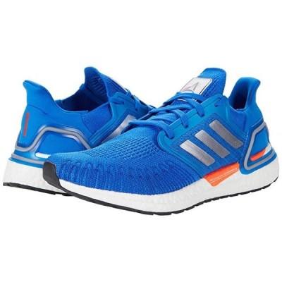 アディダス Ultraboost 20 DNA メンズ スニーカー 靴 シューズ Football Blue/Silver Metallic/Team Royal Blue